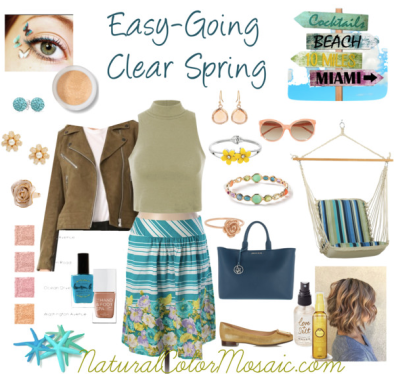 Easy-Going Clear Spring