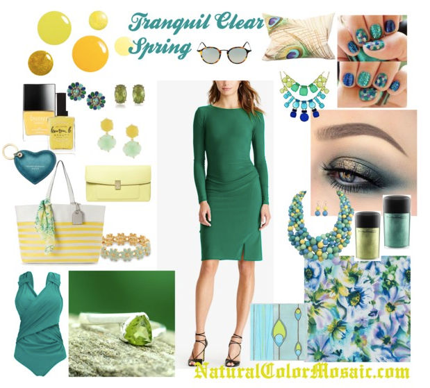 Tranquil Clear Spring
