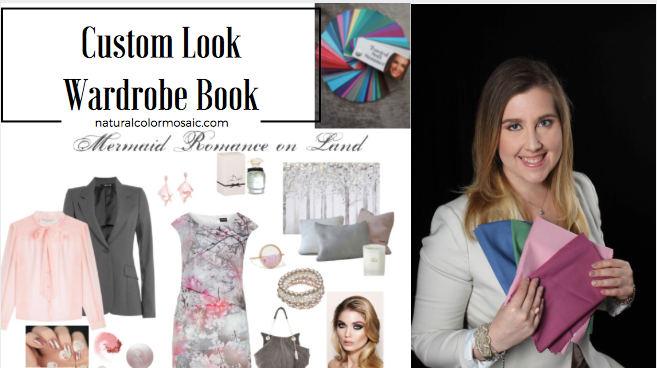 Custom Look Wardrobe Book. Manda